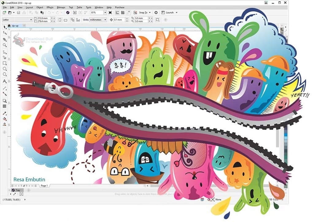 Portable CorelDraw Graphics Suite 12.0 Download