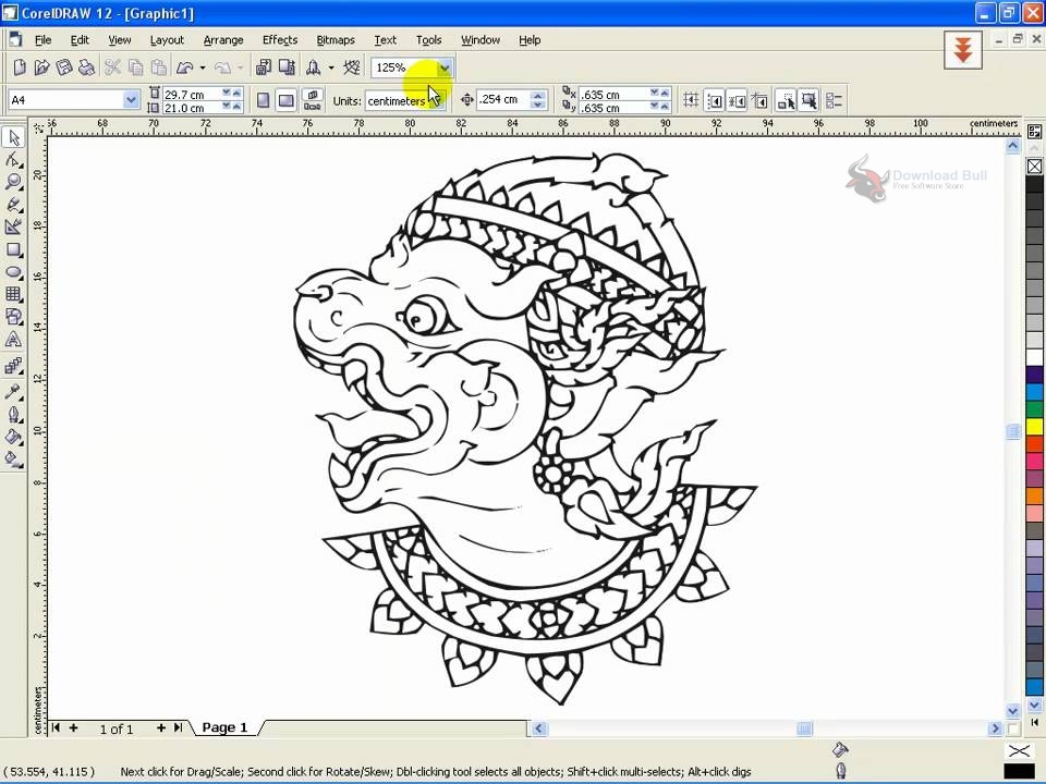 Portable CorelDraw Graphics Suite 12.0 Free Download