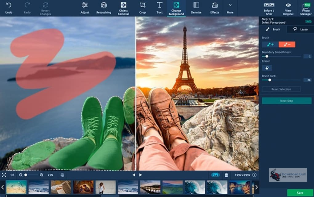 Portable Movavi Photo Editor 6.2