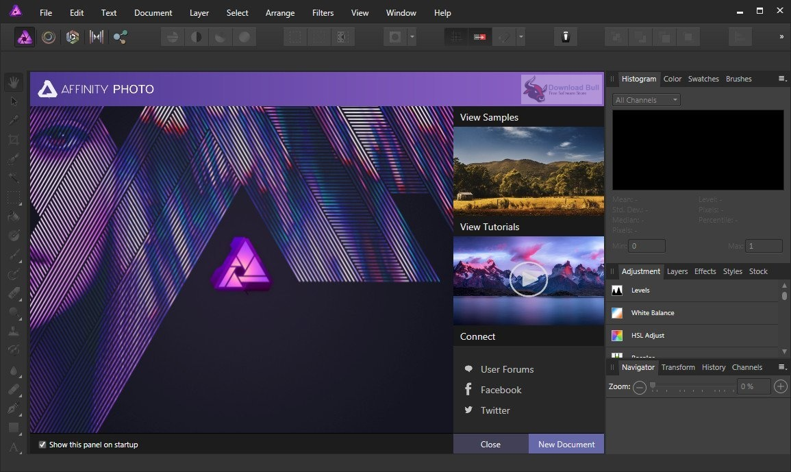 Portable Serif Affinity Photo 1.8 Download