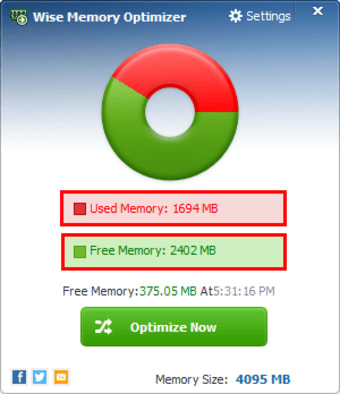 Portable Wise Memory Optimizer 3.6 Download