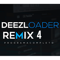 Download Portable Deezloader Remix 4.4.0