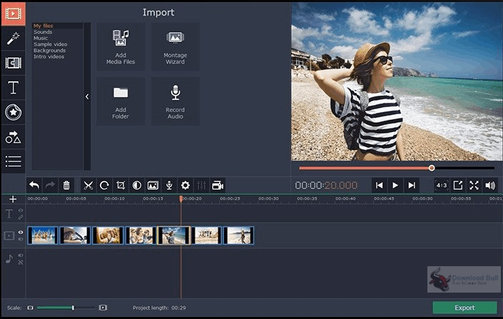 Portable Movavi Slideshow Maker 6.4