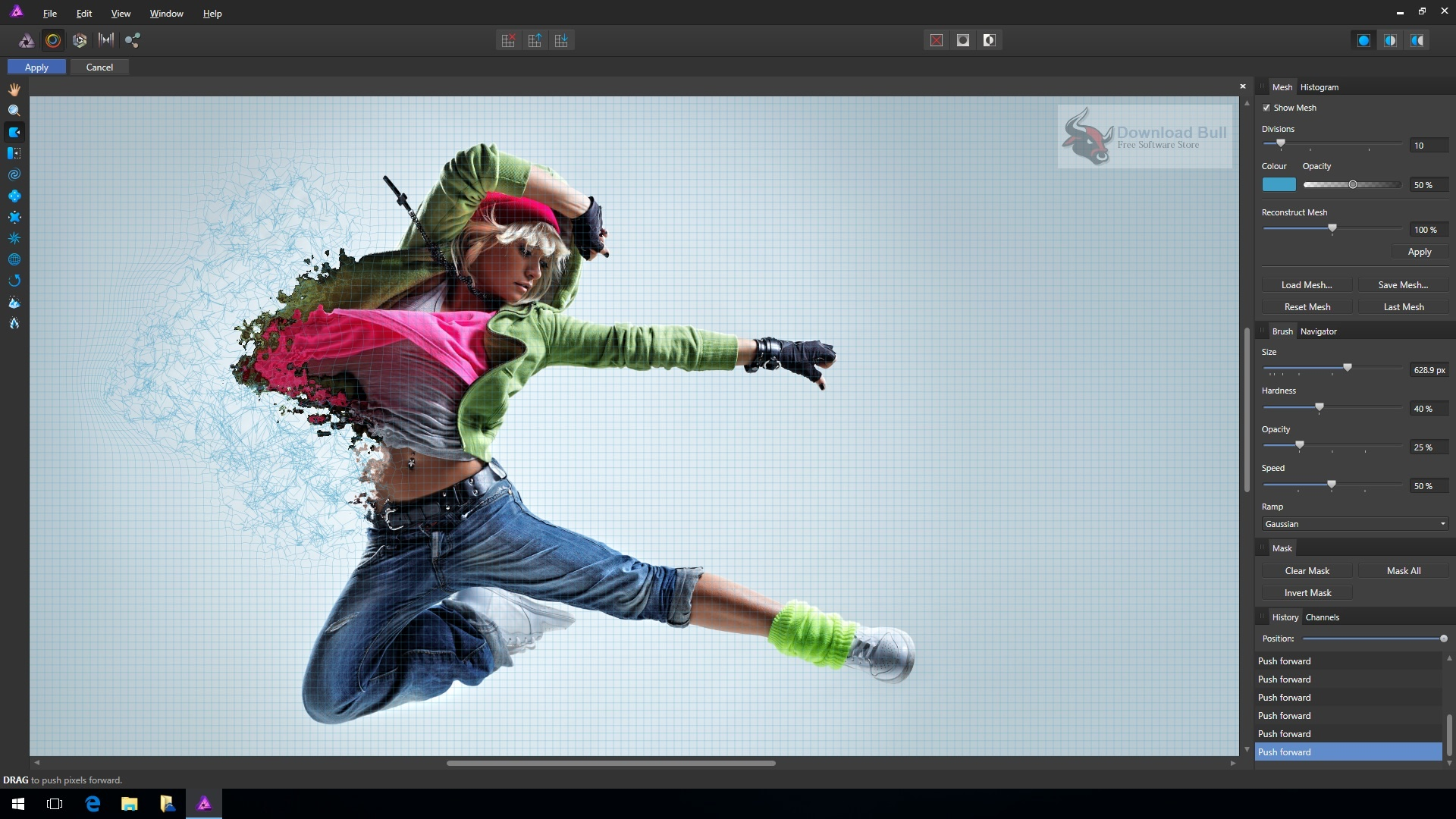 Portable Serif Affinity Photo 1.8.3 for Windows 10