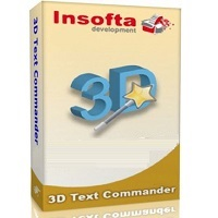 Download Portable Insofta 3D Text Commander 5.5