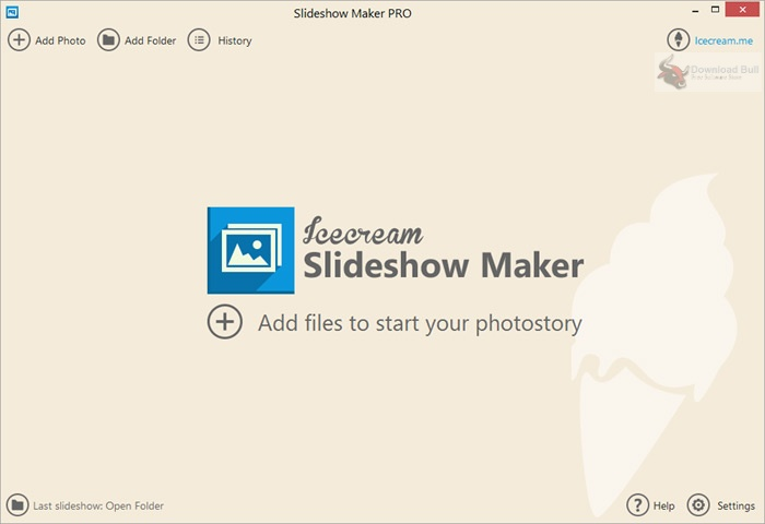 Portable IceCream Slideshow Maker 4.04 Free Download
