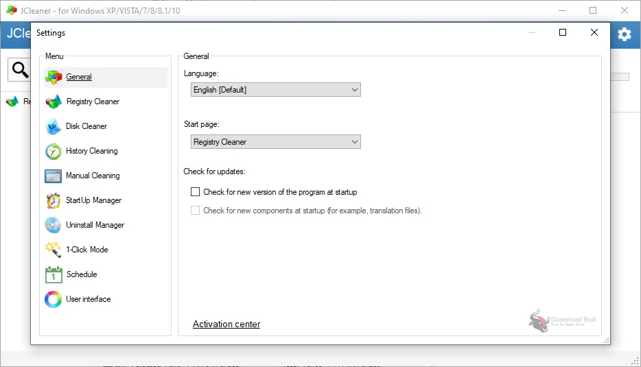 Portable JCleaner 5.7 Download