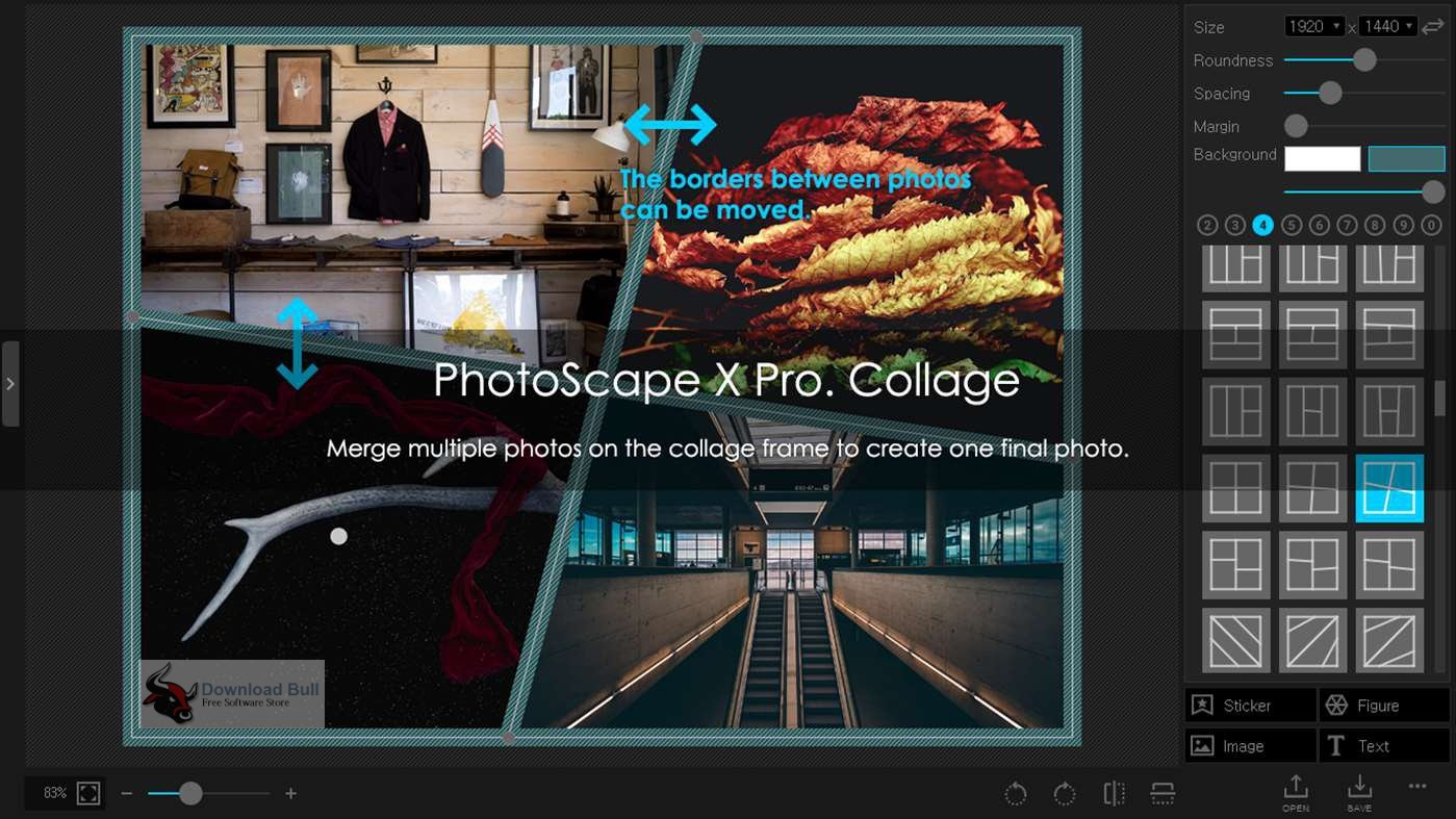 Portable PhotoScape X Pro 4.0 Free Download