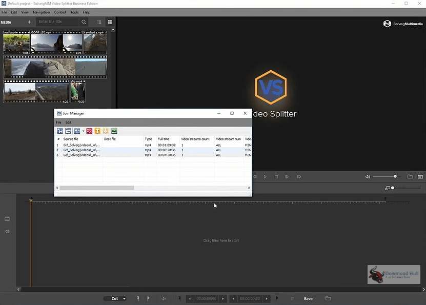 Portable SolveigMM Video Splitter Business Edition 7.3 Download