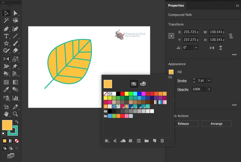 Portable Adobe Illustrator 2020 v24.2 Free Download