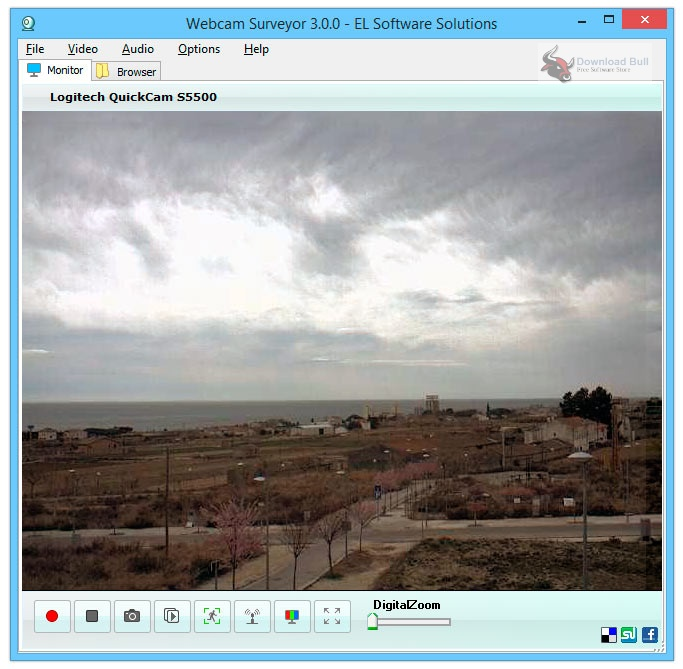 Portable Webcam Surveyor 3.8