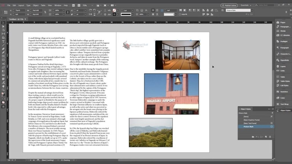Portable Adobe InDesign 2020 v15.1.1 Download