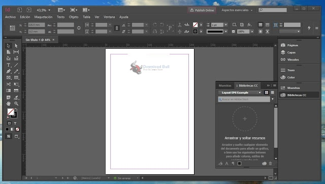 Portable Adobe InDesign 2020 v15.1.1 Free Download
