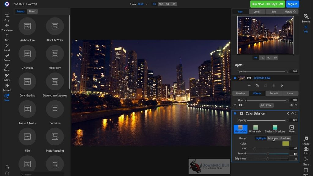 Portable ON1 Photo RAW 2020.5 v14.5 Download