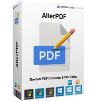 Download Portable AlterPDF 2020