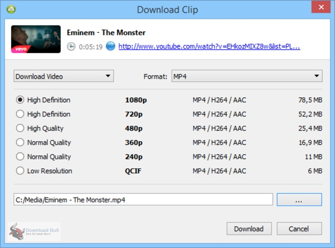 Portable 4K Video Downloader 4.14