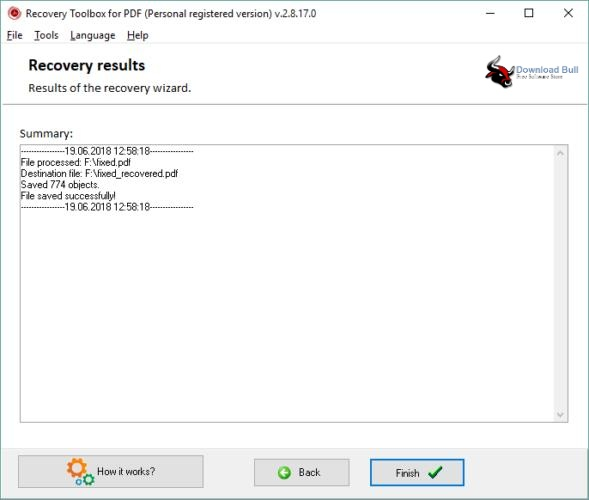 Portable Recovery Toolbox for PDF 2.1 Full Version Download