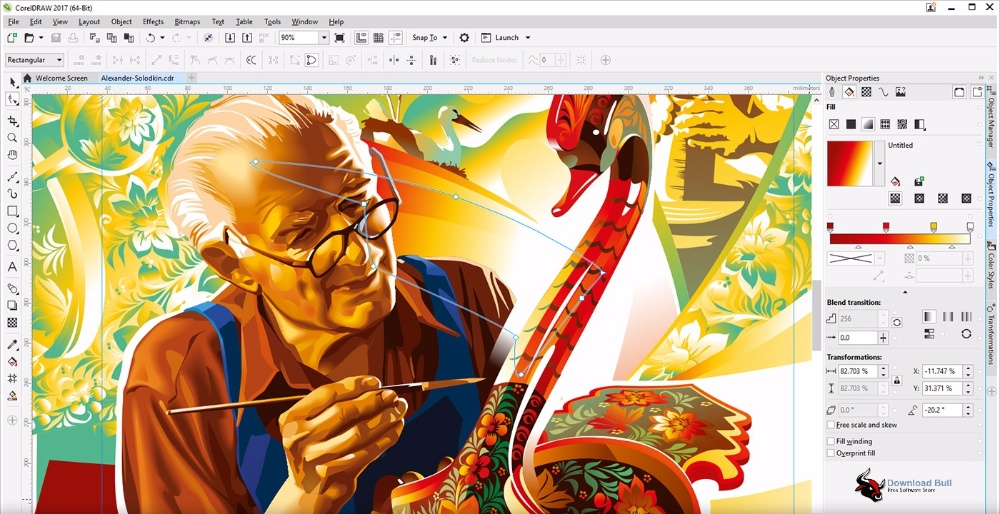 Portable CorelDRAW Graphics Suite 2020 Download
