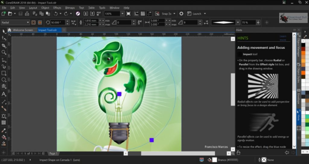 Portable CorelDRAW Graphics Suite 2020 Full Version Download