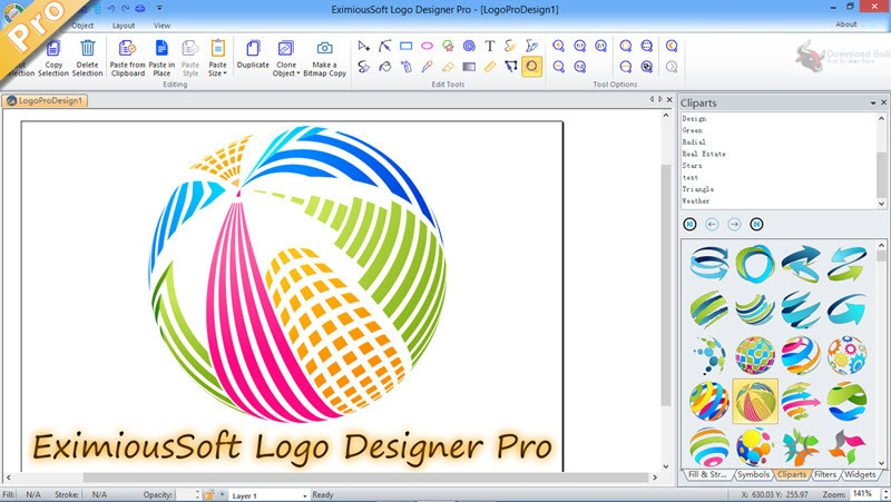Portable EximiousSoft Logo Designer Pro 2020 v3.9 Direct Download Link
