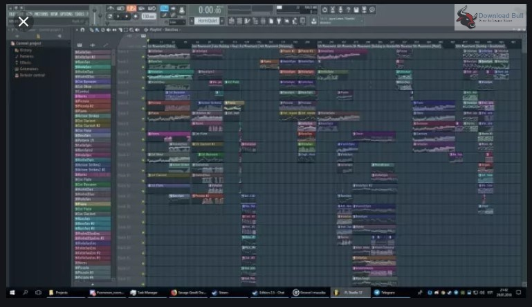 Portable Image-Line FL-Studio Producer Edition 20.7 Full Version
