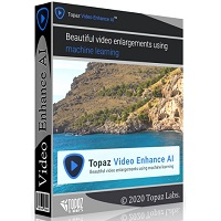 Portable Topaz Video Enhance AI 1.5.3 One Click Download