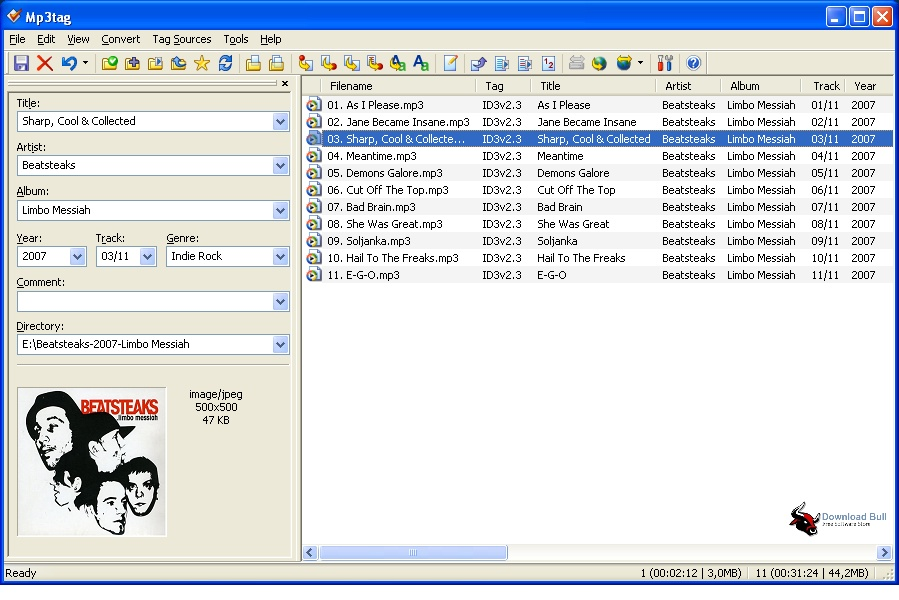 Portable Mp3tag 3.03 Direct Download Link
