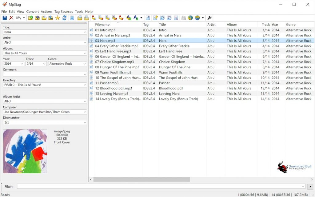 Portable Mp3tag 3.03 Free Download