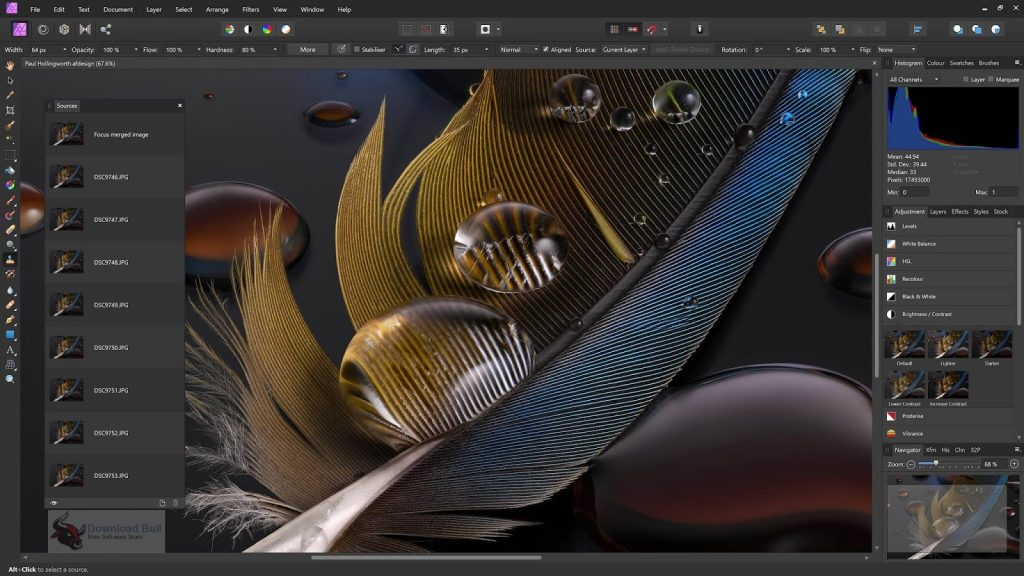 Portable Serif Affinity Photo 2020 v1.9 One-Click Download