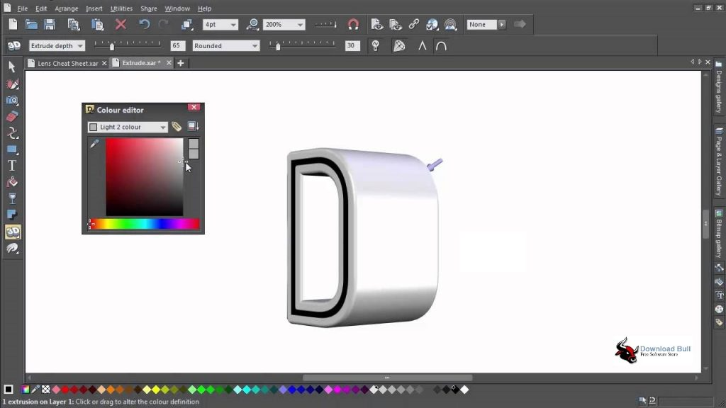 Portable Xara Designer Pro Plus 20.4 Full Version Download