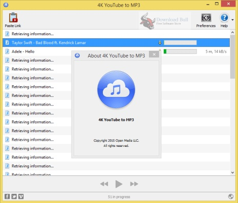Portable 4K YouTube to MP3 3.13