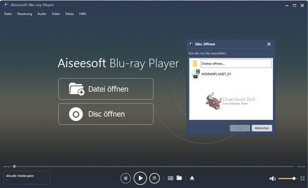 Portable Aiseesoft Blu-ray Player 6.7 One-Click Download