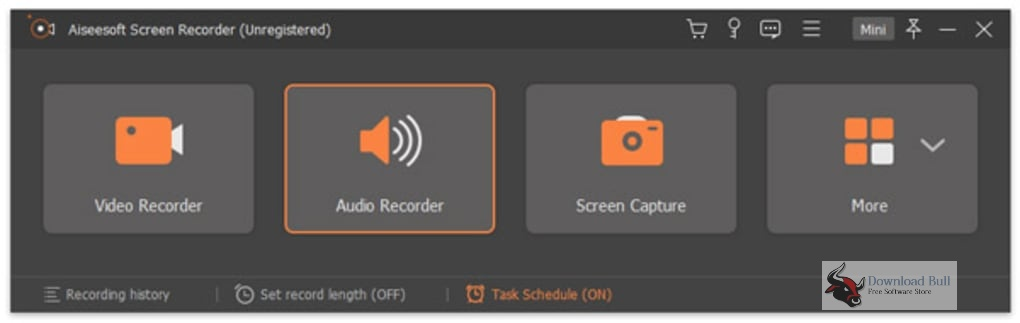 Portable Aiseesoft Screen Recorder 2020 Direct Download Link