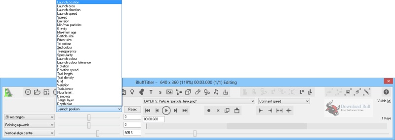 Portable BluffTitler Ultimate 15.0 Free Download