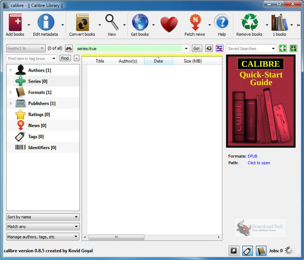 Portable Calibre 5.5 Free Download