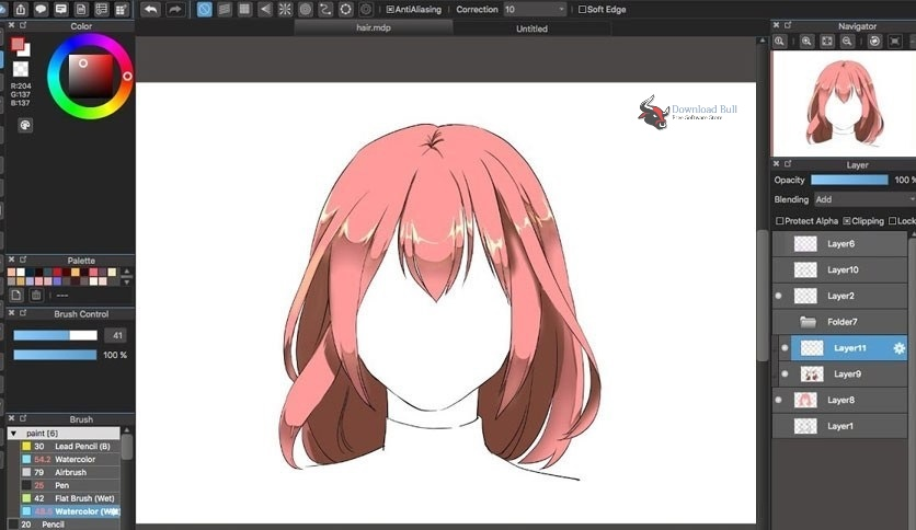 Portable MediBang Paint Pro 25.5 Full Version Download