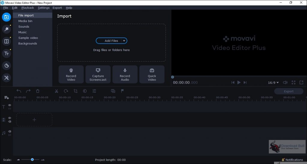 Portable Movavi Video Editor Plus 21.0 Direct Download Link