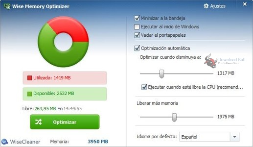 Portable Wise Memory Optimizer 4.1 Free Download