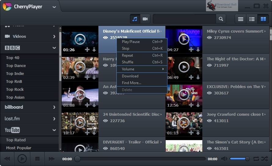 Portable CherryPlayer 3.2 Free Download