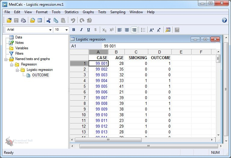 Portable MedCalc 19.6.1 Free Download