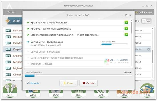 Portable Freemake Audio Converter 1.1.9 Full Version Download